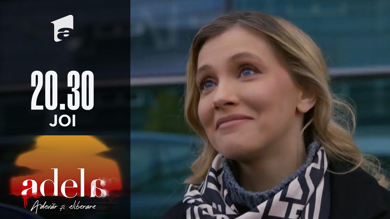 Adela sezonul 2, episodul 1, 19 august 2021. Lucian nu vrea ca Mona să păstreze copilul lor. Soluția Monei: Este al lui Paul!