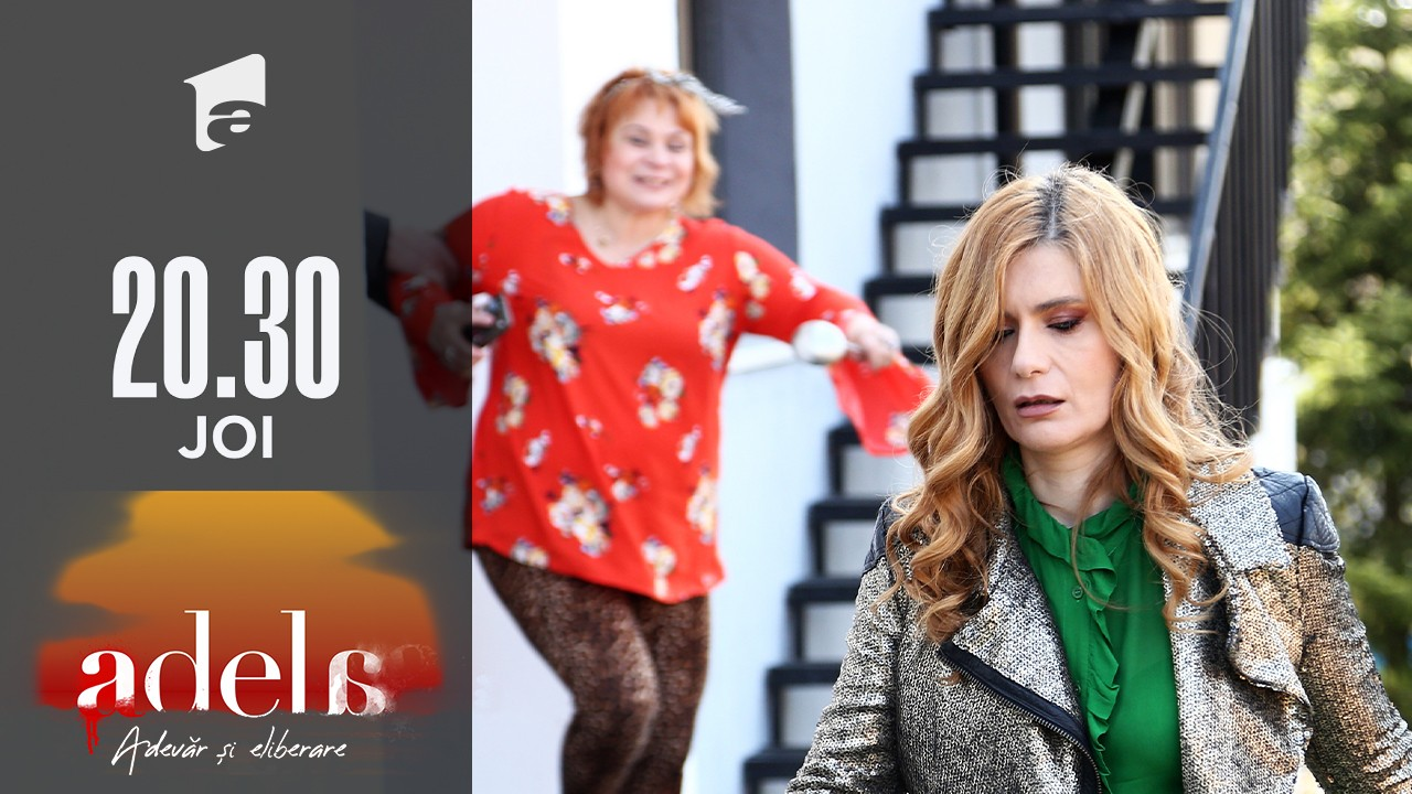 Adela sezonul 2, episodul 2, 19 august 2021. Nuți și Mitu rămân fără casa mult dorită. Delia: Aici se va muta altcineva