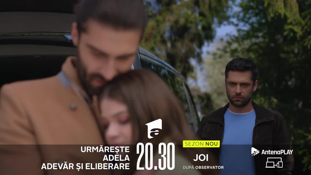 Adela - Sezonul 2 - Episoadele 3 și 4   Promo
