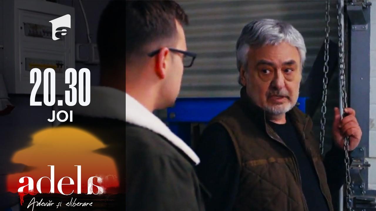 Adela sezonul 2, episodul 4, 26 august 2021. Alin încearcă să afle cine este fratele lui Mihai
