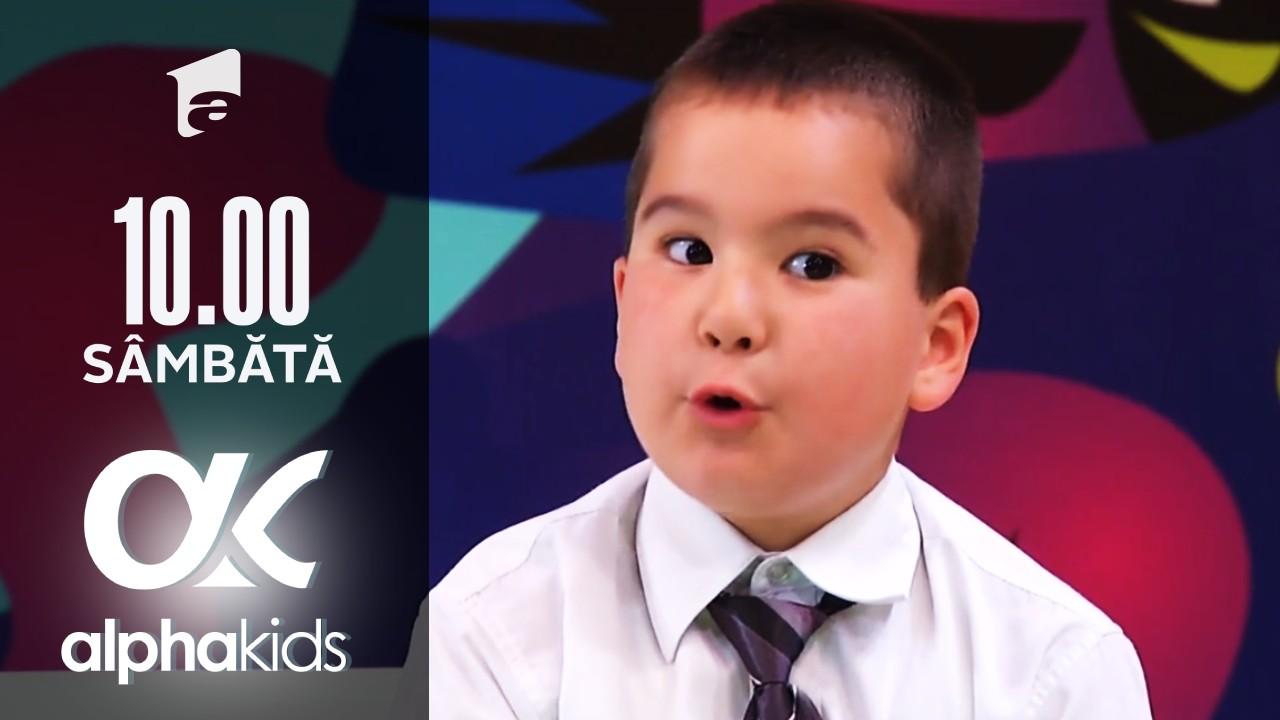 Alpha Kids, ediția 9, 28 august 2021. Ce este parentingul?