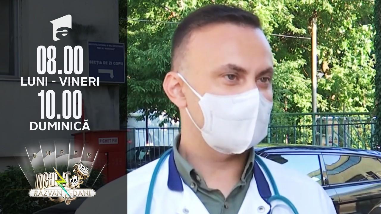 """Super Neatza, 30 august 2021. România se pregătește pentru un al patrulea val al pandemiei! Doctorul Adrian Marinescu: """"Cei care au avut virusul vor face o formă mai ușoară"""""""