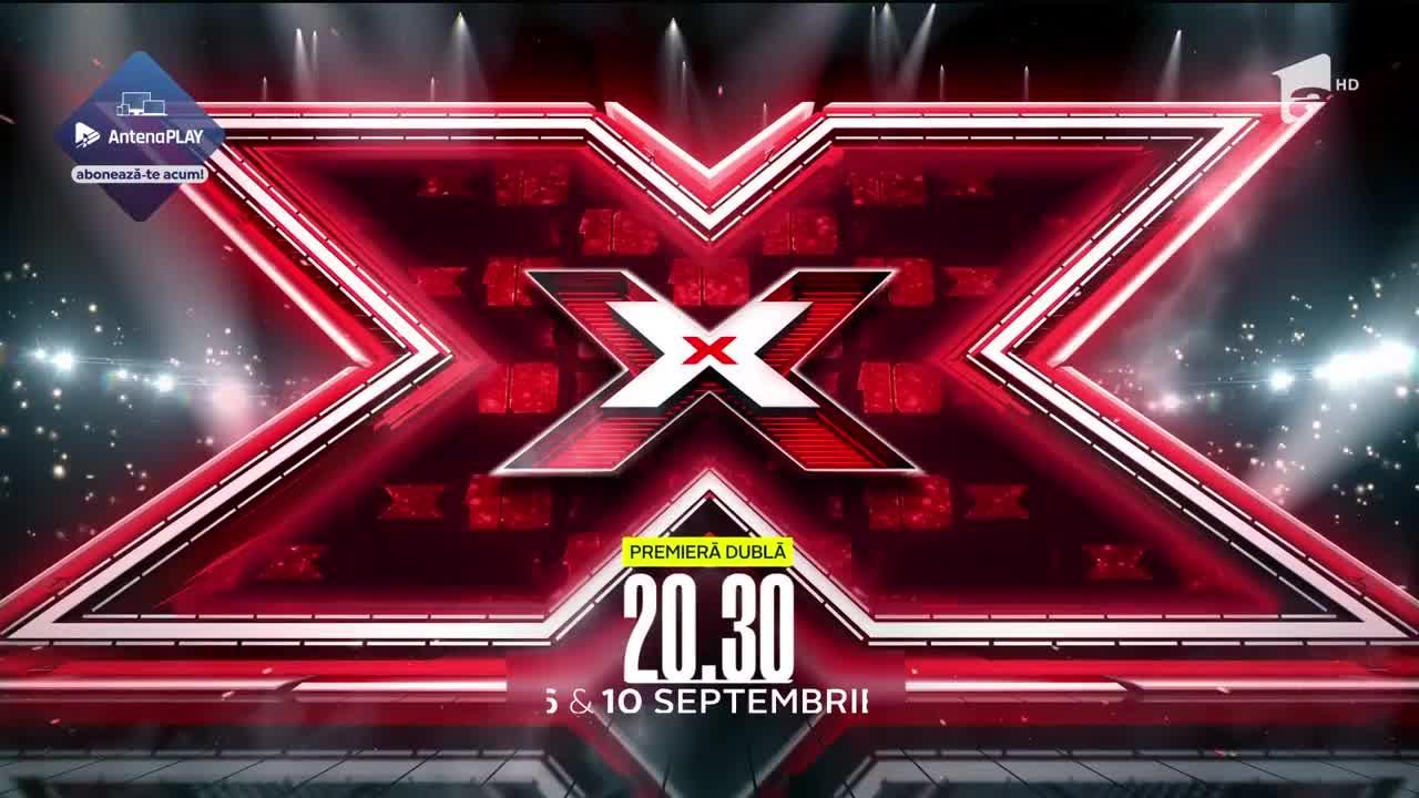 X Factor Sezonul 10 | Premiera 6&10 septembrie