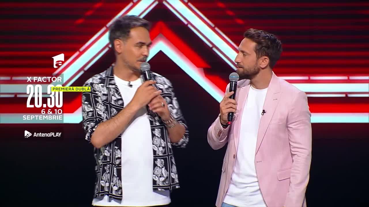 X Factor Sezonul 10   Din 6 septembrie