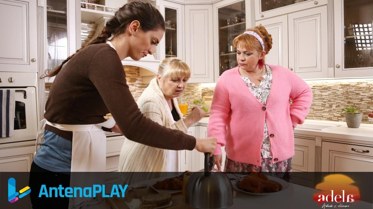 Adela sezonul 2, episodul 5, 2 septembrie 2021. Nuți face pe șefa cu angajatele din casă: Ești femeia șnur!