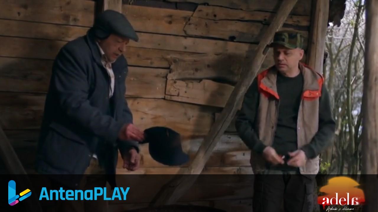 Adela sezonul 2, episodul 6, 2 septembrie 2021. Mitu dă foc la pălăria lui Traian, bunicul Adelei: Să dispară orice urmă!