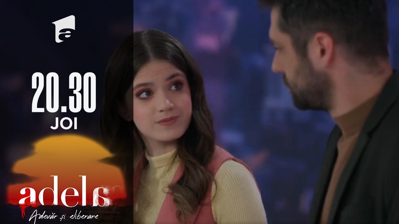 Adela sezonul 2, episodul 5, 2 septembrie 2021. Mihai și Adela apar la televizor fără să știe! Andreea îi pune într-o ipostază incomodă