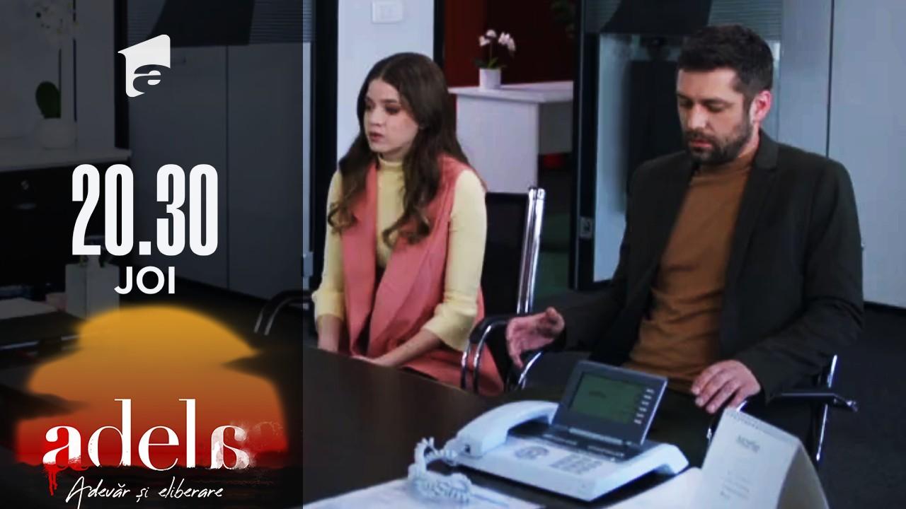 Adela sezonul 2, episodul 6, 2 septembrie 2021. Paul Andronic tună și fulgeră după ce Mihai și Adela au apărut în direct