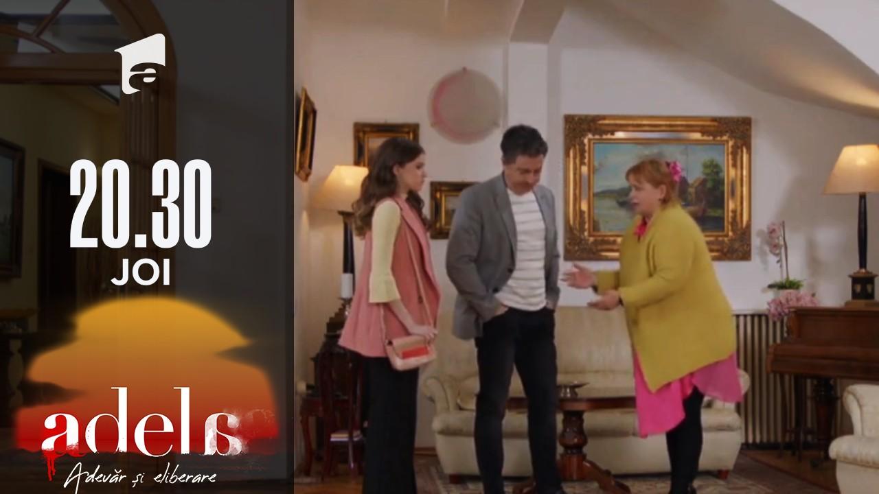 Adela sezonul 2, episodul 6, 2 septembrie 2021. Ceartă de proporții între Adela și Nuți: Nu sunt mă-ta!