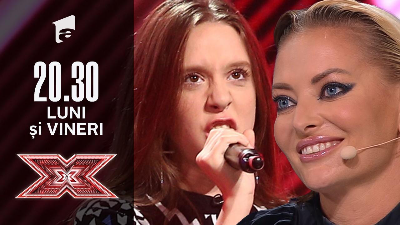X Factor sezonul 10, 6 septembrie 2021. Jacqueline Crăciun - Scared to be lonely
