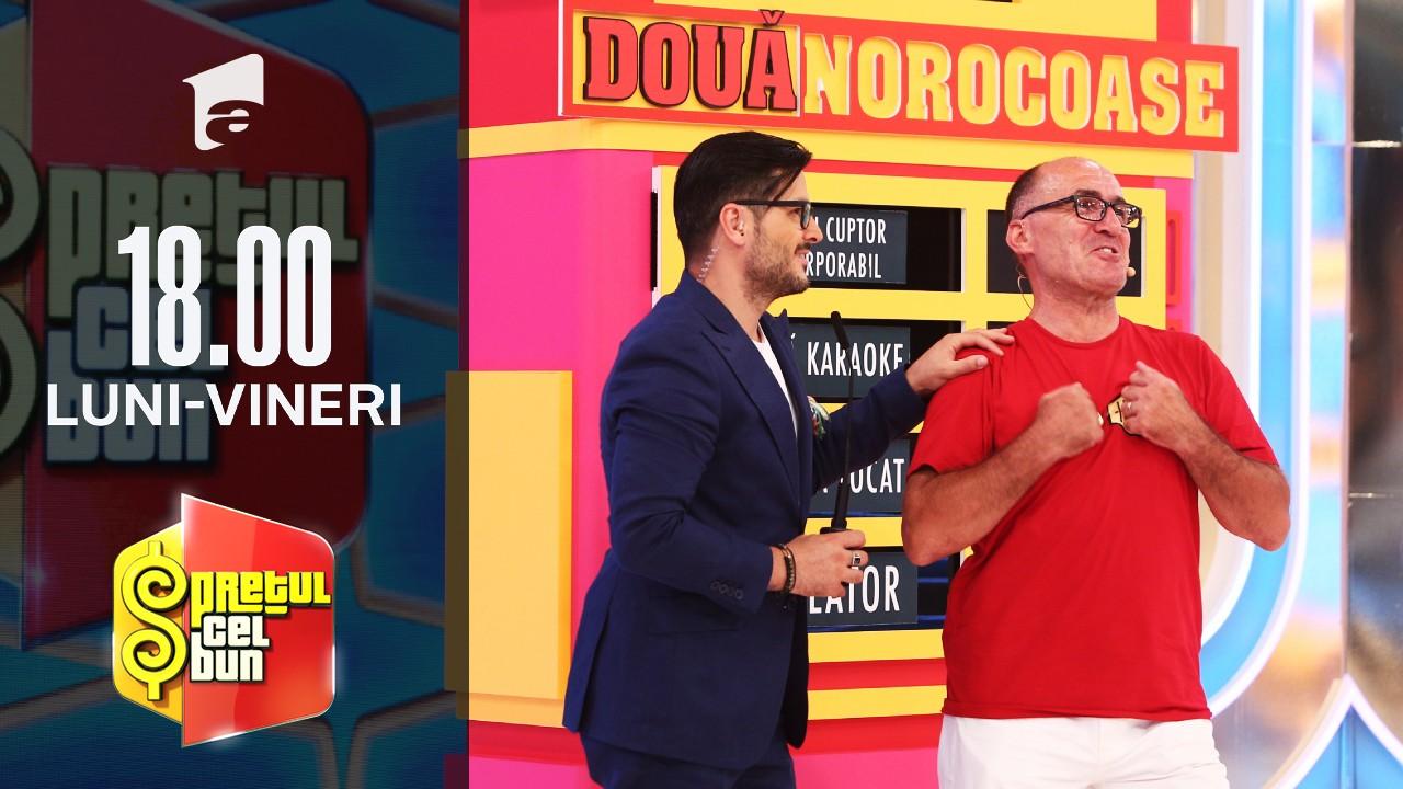 Preţul cel bun sezonul 1, 6 septembrie 2021: Niculae a câștigat o mașină de tocat, epilator și un cuptor