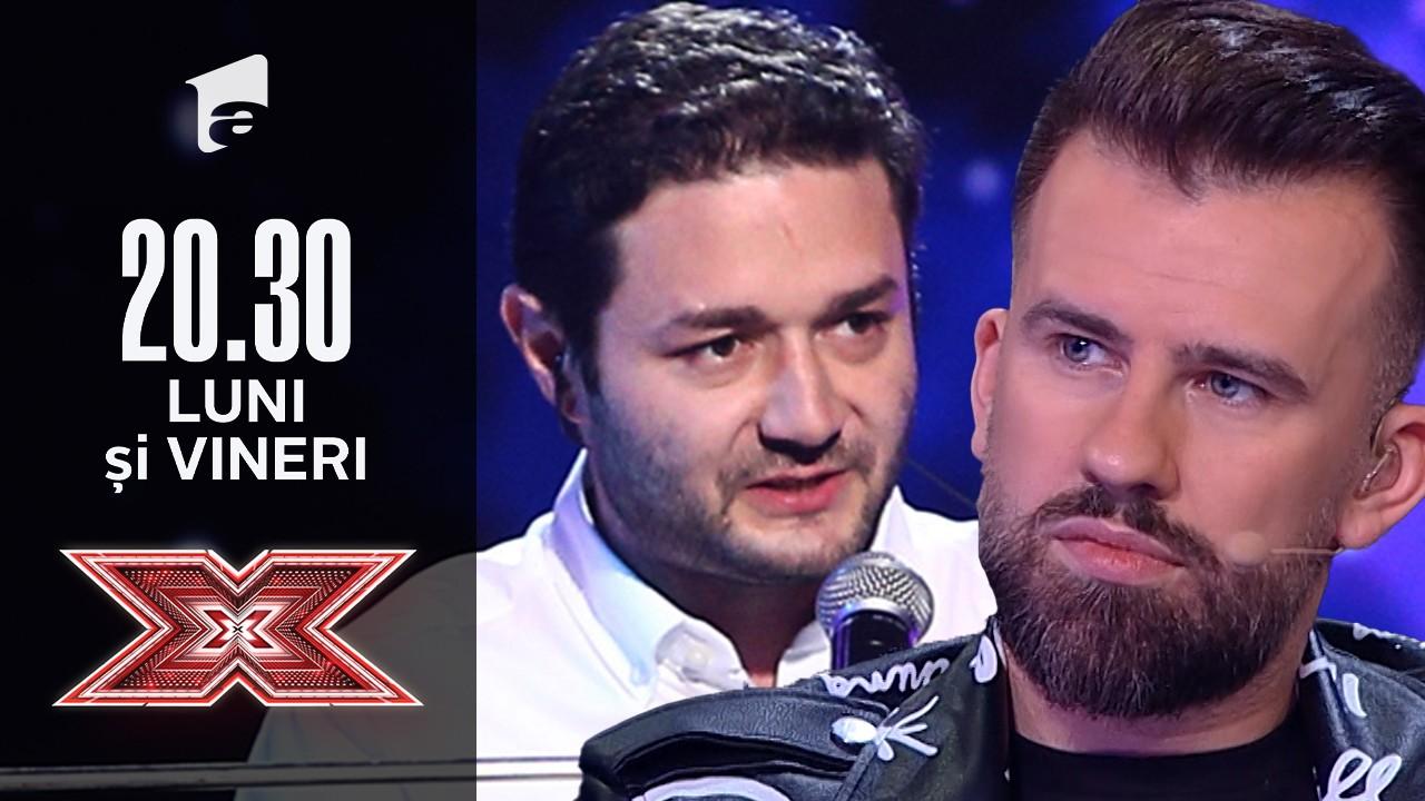 X Factor sezonul 10, 6 septembrie 2021. Stefan J. Doyle - Tiny Dancer