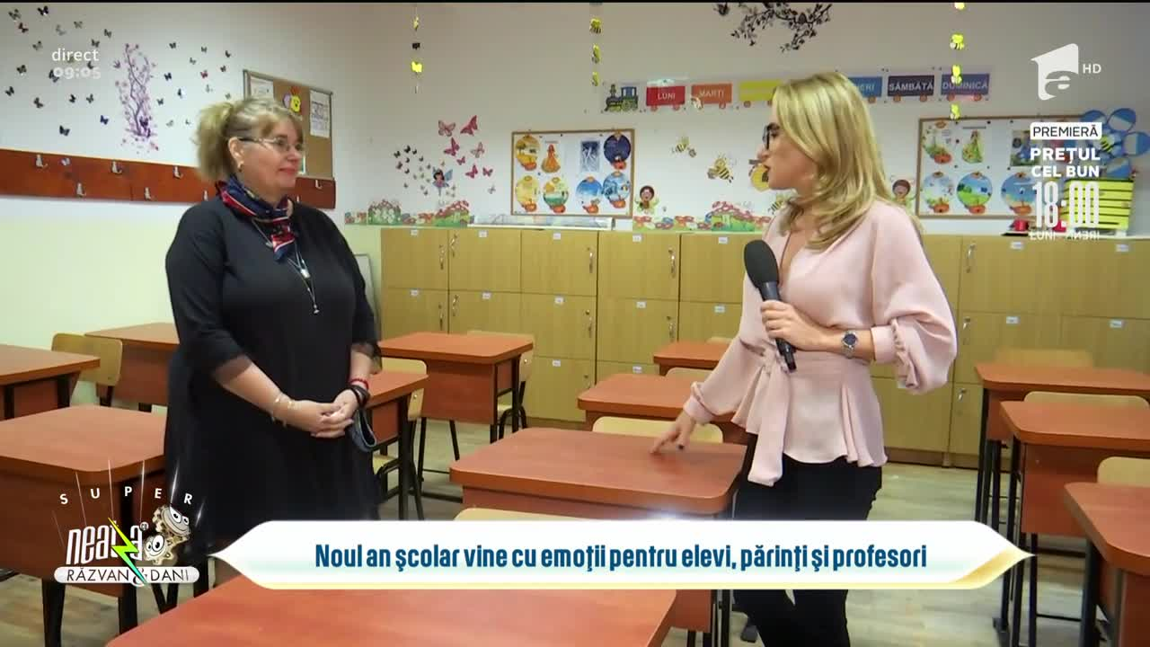 Super Neatza, 6 septembrie 2021. Cum se pregătesc școlile pentru reînceperea cursurilor