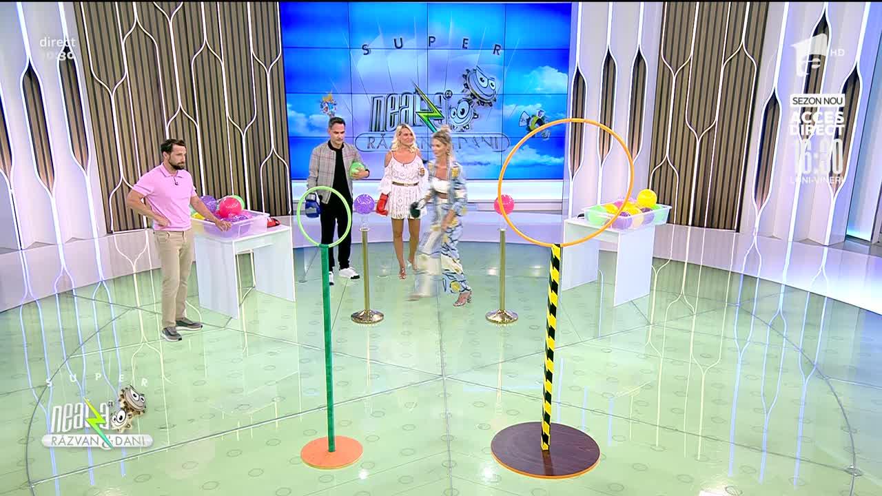 """Super Neatza, 6 septembrie 2021. Provocarea """"Mongo - Bongo"""". Cine a câștigat"""