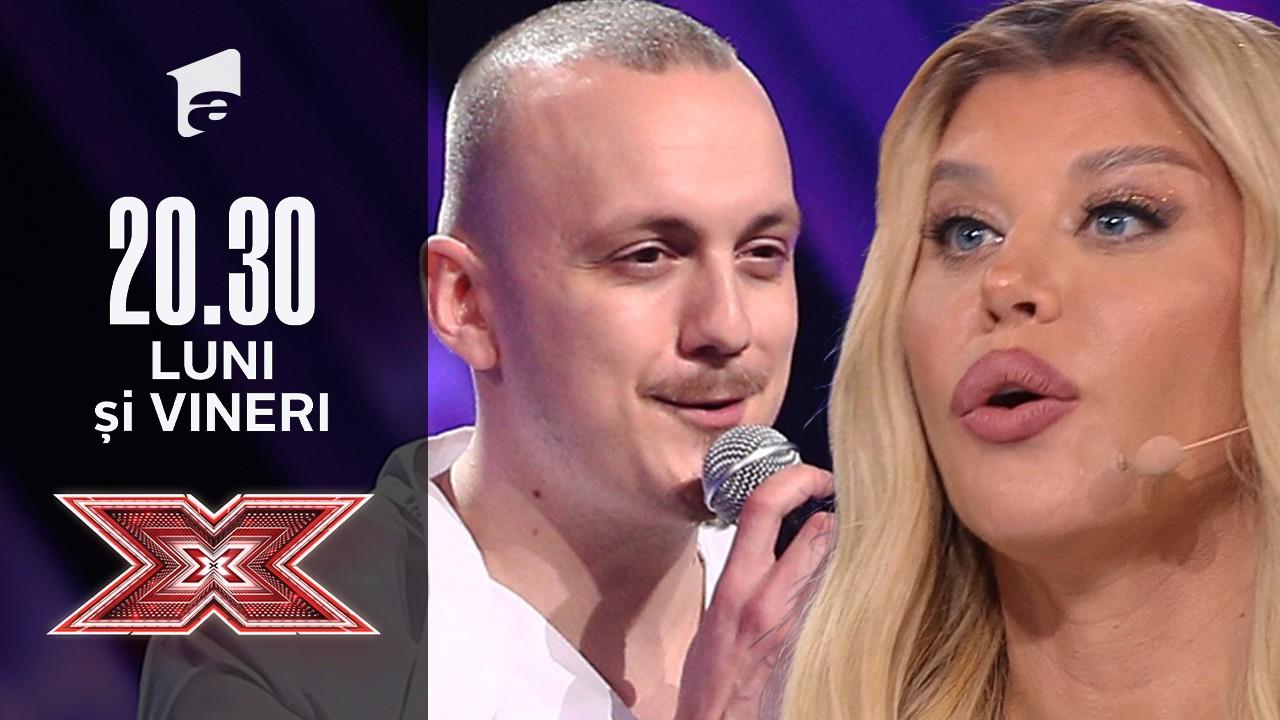 X Factor sezonul 10, 6 septembrie 2021. Alexandru Mailat - Runnin'