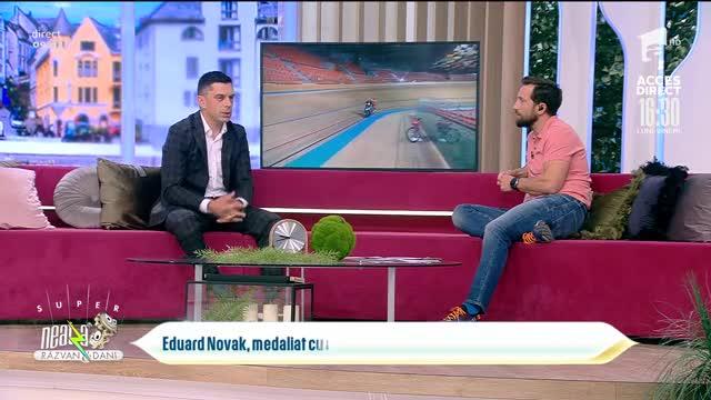 Super Neatza, 7 septembrie 2021. Eduard Novak, ministrul Tineretului și Sportului: Ciclismul poate să aducă medalii