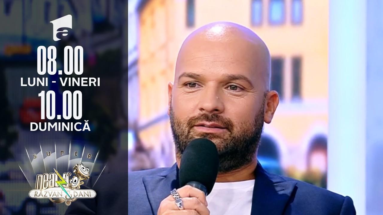 """Super Neatza, 7 septembrie 2021. Andrei Ștefănescu, detalii din culisele emisiunii """"Prețul cel bun"""": Se poate câștiga de la un pix până la o mașină!"""