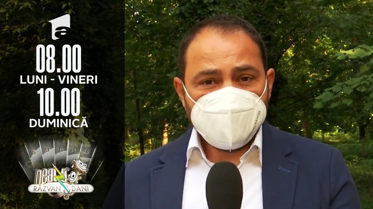 Super Neatza, 7 septembrie 2021. Evoluția epidemiei de COVID în România