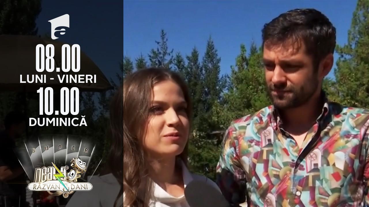 Super Neatza,  9 septembrie 2021. Imagini de la filmările serialului Adela