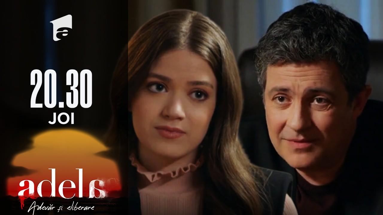 Adela sezonul 2, episodul 8, 9 septembrie 2021. Ce mărturisire îi face Adela lui Paul Andronic