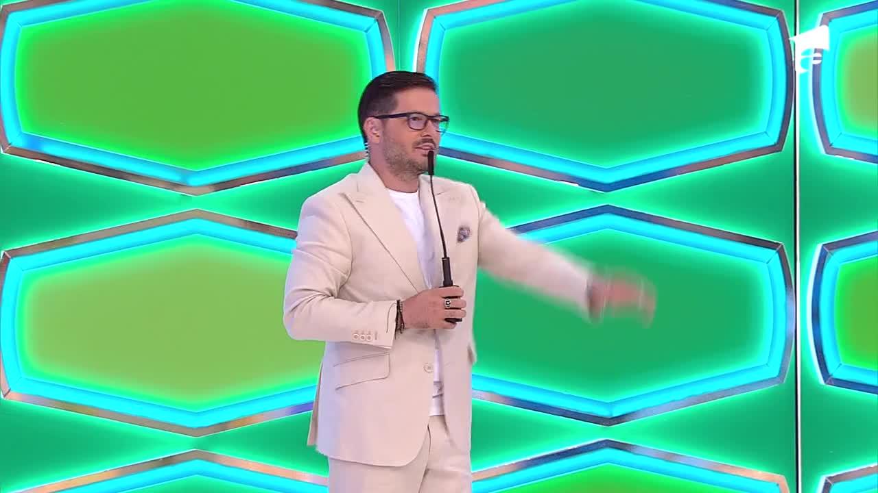 """Prețul cel bun, 10 septembrie 2021. Liviu Vârciu a trăit un moment neașteptat, chiar în timpul emisiunii: """"M-am zbârlit tot!"""""""