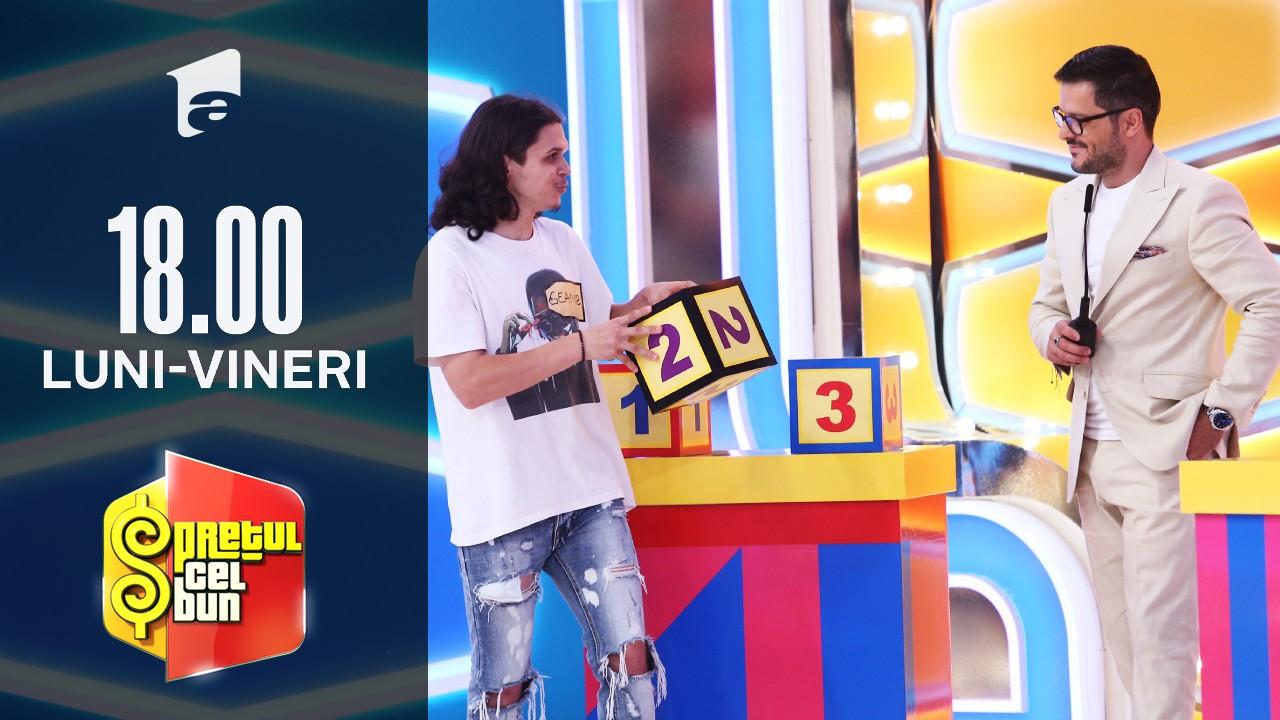 Preţul cel bun sezonul 1, 10 septembrie 2021: Mustafa a câștigat super premii