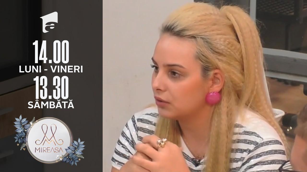 Gala Mireasa sezonul 4, 11 septembrie 2021. Maria, în mijlocul băieților!