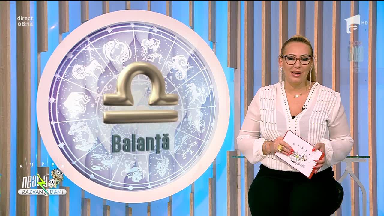Super Neatza, 13 septembrie 2021. Horoscopul Zilei cu Bianca Nuțu: Berbecii trebuie să găsească un echilibru între muncă și odihnă