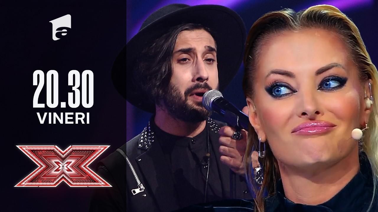 X Factor sezonul 10, 13 septembrie 2021: Robert Cristian Nicolae: Robin Thicke & Pharrell Williams - Blurred Lines