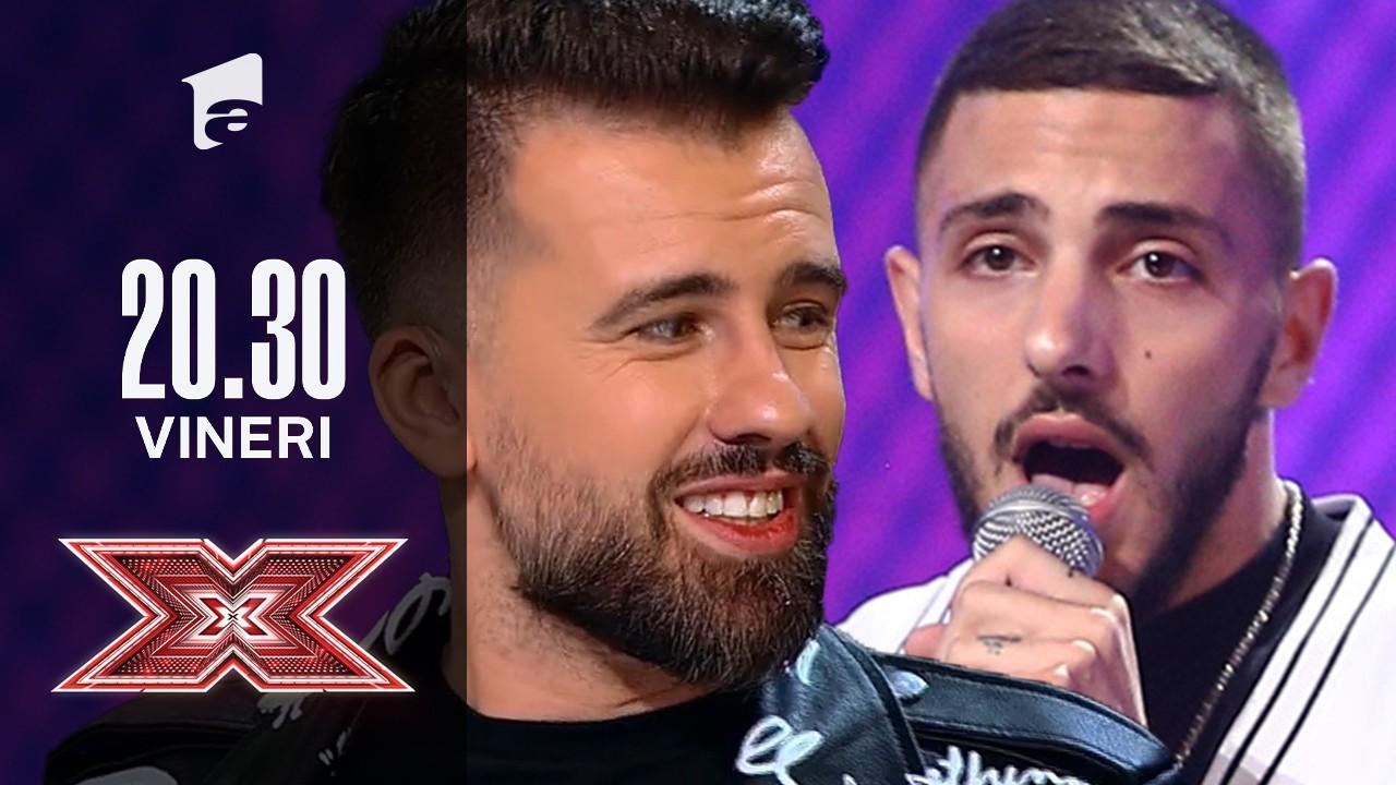 X Factor sezonul 10, 13 septembrie 2021: Andrei Mihăilescu: Maluma - Corazon