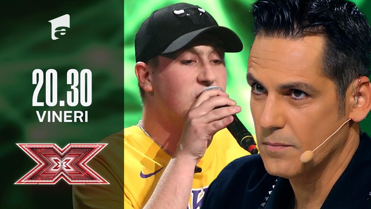 """X Factor sezonul 10, 13 septembrie 2021: Gabriel Florian Găliceanu """"Panama"""": melodie proprie"""