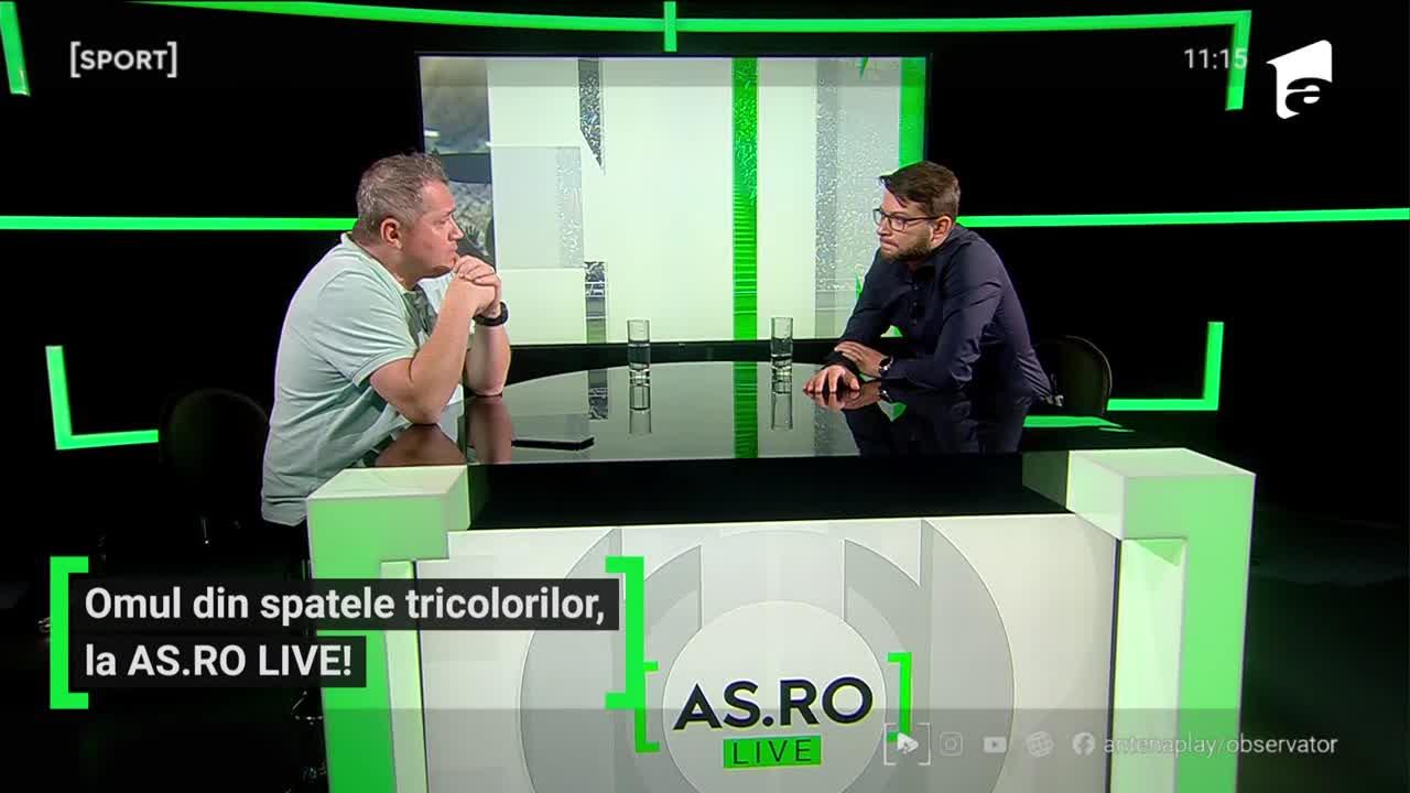 AS.ro LIVE - Ediția 172 - Toma Vasilescu