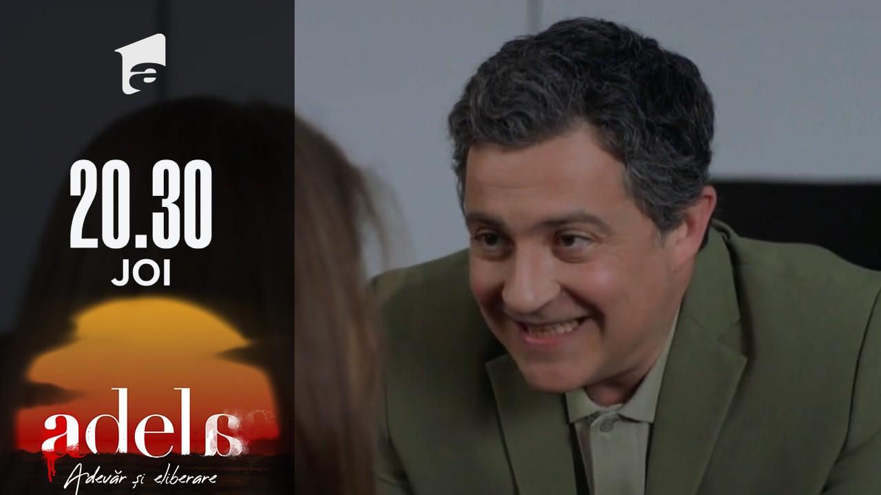 Adela sezonul 2, episodul 10, 16 septembrie 2021. Ana Maria i se destăinuie lui Paul: Îmi pare rău că nu am avut încredere în iubirea ta