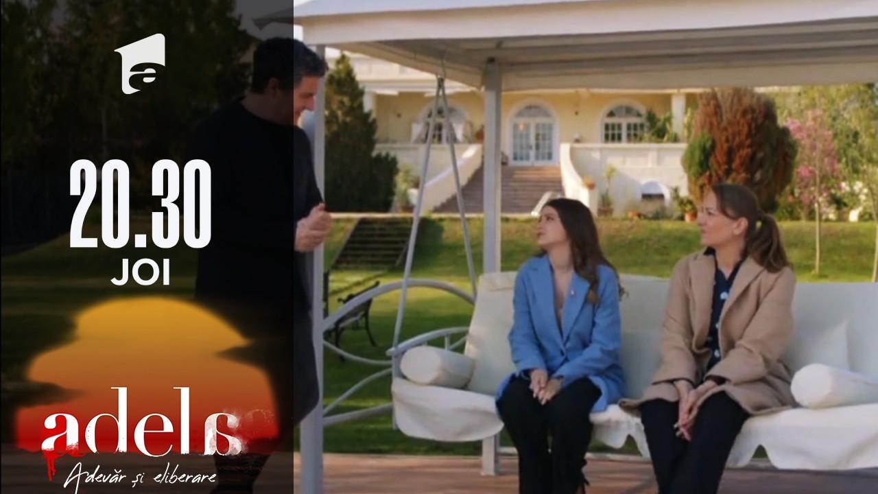 Adela sezonul 2, episodul 9, 16 septembrie 2021. Paul și Ana Maria, aproape de un sărut: Al tău pentru totdeauna!