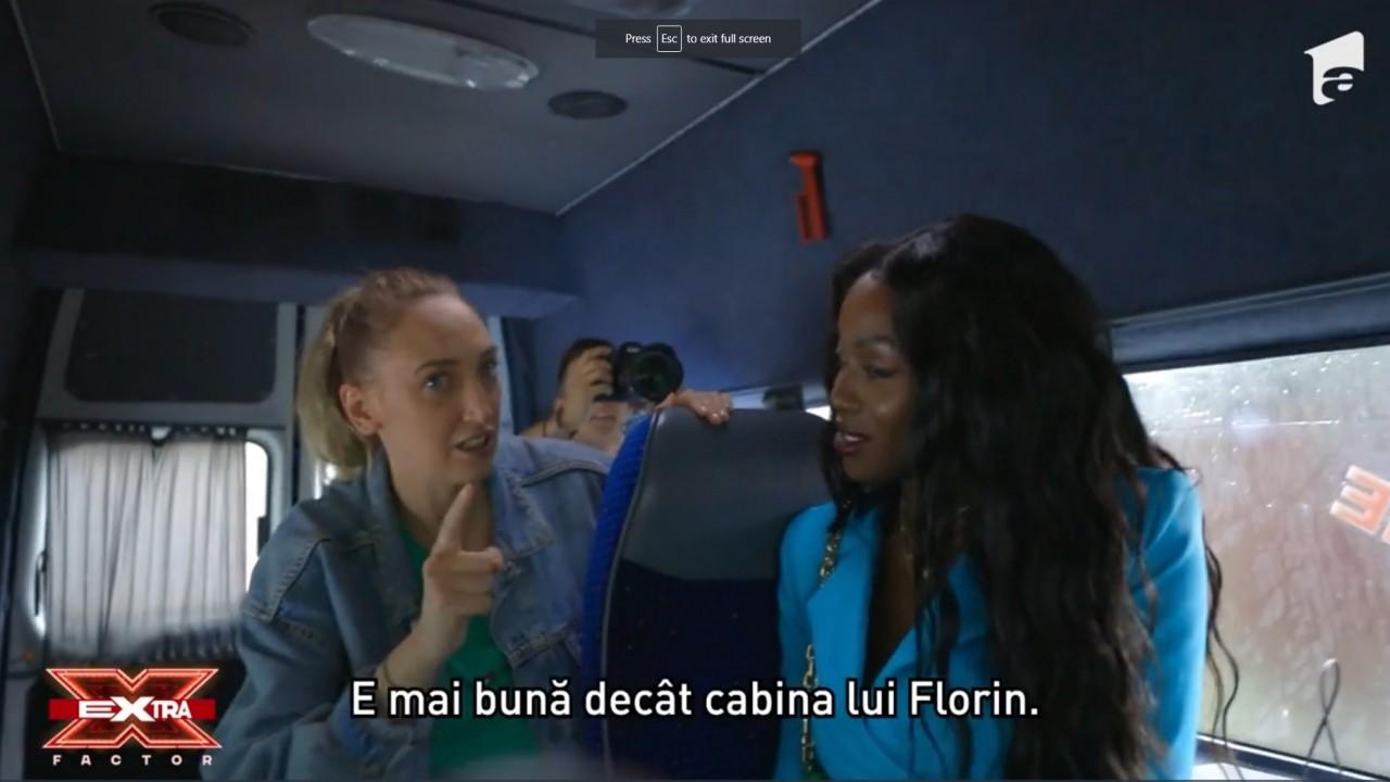 eXtra Factor 2021 - Episodul 4: Ilona Brezoianu merge să o ia personal de acasă pe iubita lui Florin Ristei