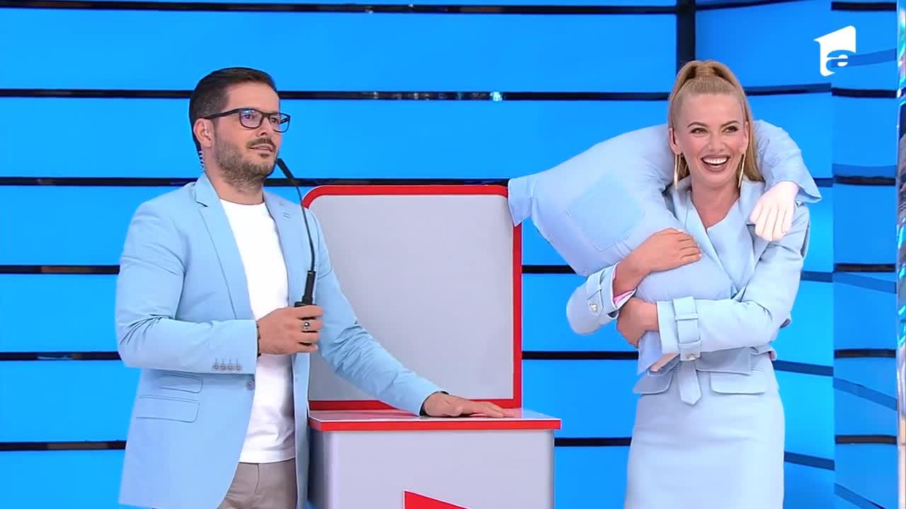 Preţul cel bun sezonul 1, 17 septembrie 2021. Ramona, coprezentatoarea emisiunii, doarme singură în pat: Nu are cine să mă încălzească noaptea!