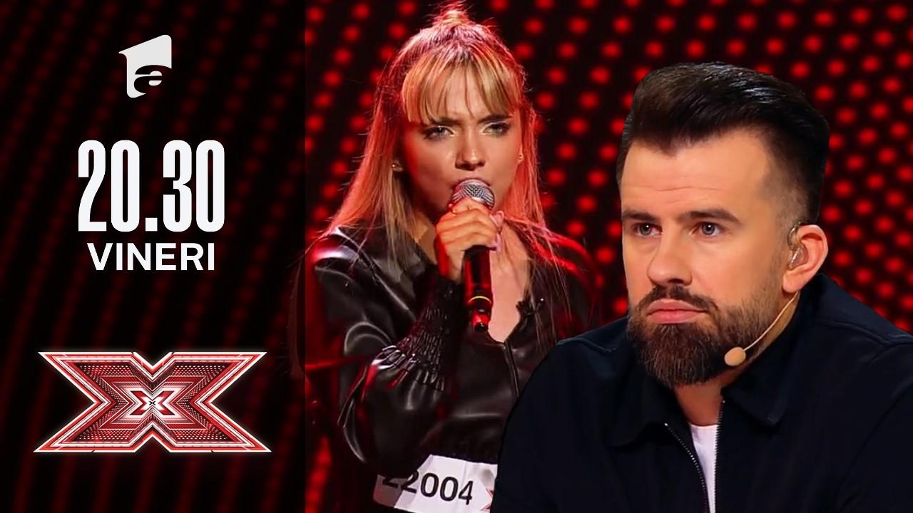 X Factor sezonul 10, 17 septembrie 2021: Daria Peltea: Cynthia Erivo - Stand Up