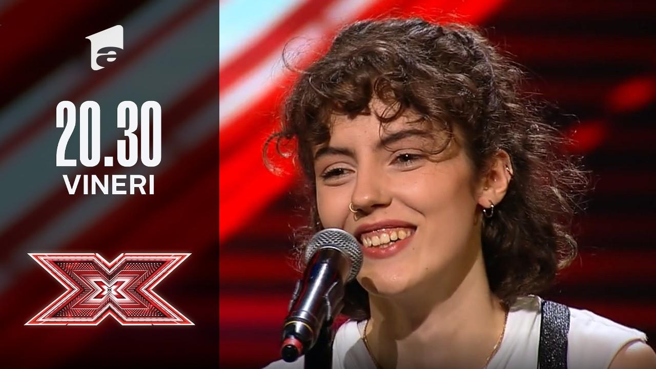 X Factor sezonul 10, 17 septembrie 2021: Jurizare Laura Brumă