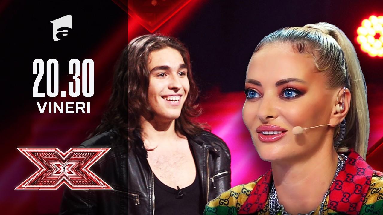 X Factor sezonul 10, 17 septembrie 2021: Petru Cristian Georoiu: Hara & Tamango - Muro Shavo