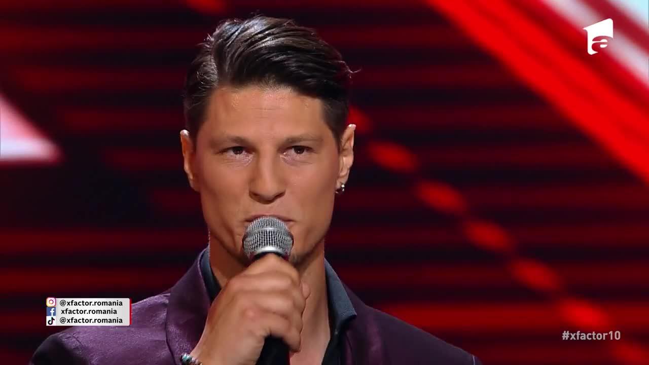 X Factor sezonul 10, 17 septembrie 2021: Jurizare Nick Casciaro
