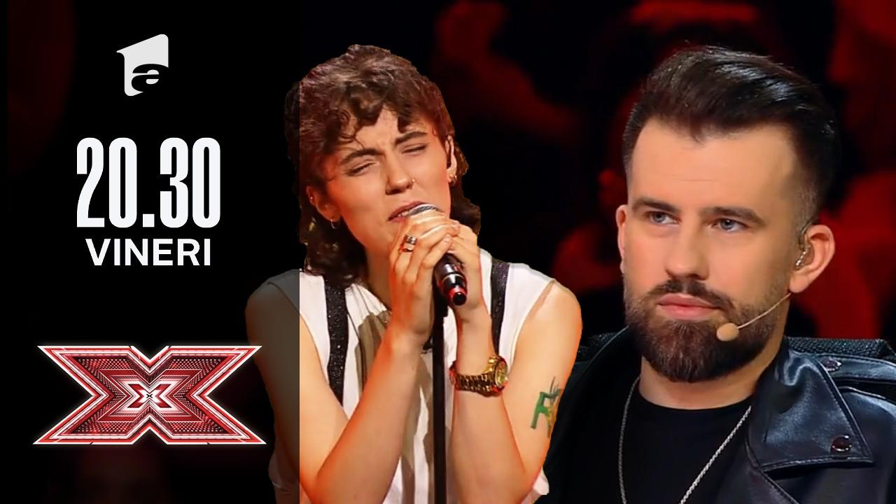 X Factor sezonul 10, 17 septembrie 2021: Laura Brumă: Lizzo - Juice