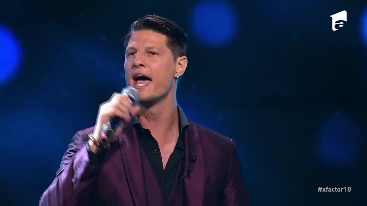 X Factor sezonul 10, 17 septembrie 2021: Nick Casciaro: Tom Walker - Leave a Light On