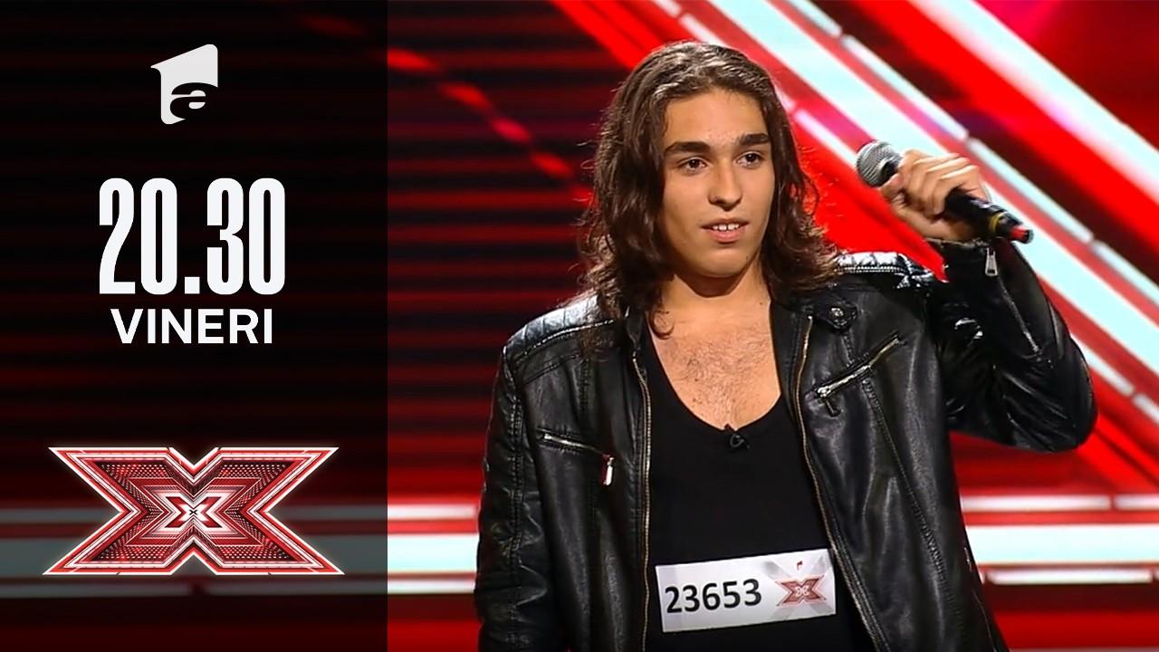 X Factor sezonul 10, 17 septembrie 2021: Jurizare Petru Cristian Georoiu