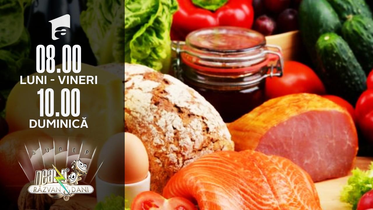 Super Neatza, 17 septembrie 2021. Alimentația corectă pentru o inimă sănătoasă