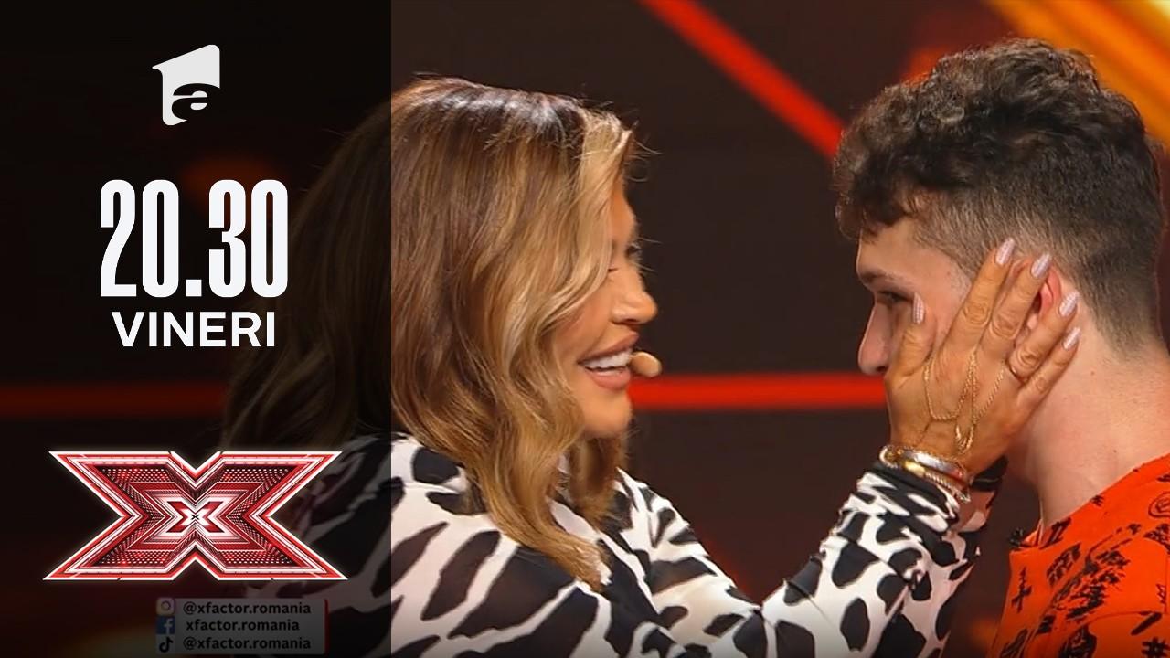 X Factor sezonul 10, 17 septembrie 2021: Jurizare Andrei Calancea