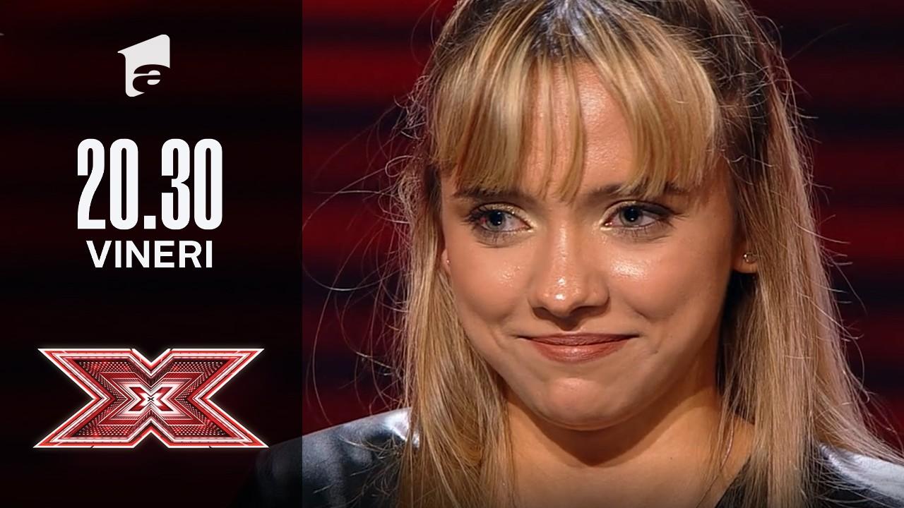 X Factor sezonul 10, 17 septembrie 2021: Jurizare Daria Peltea