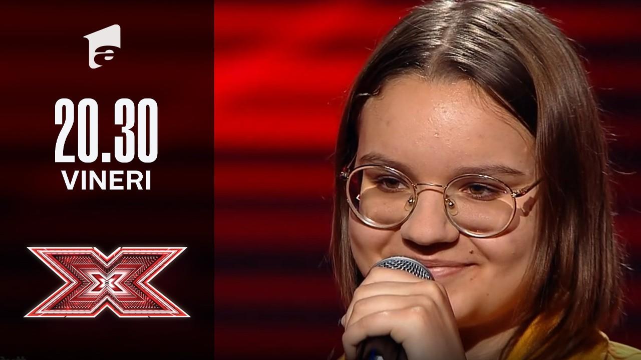 X Factor sezonul 10, 17 septembrie 2021: Jurizare Giorgiana Nuțu