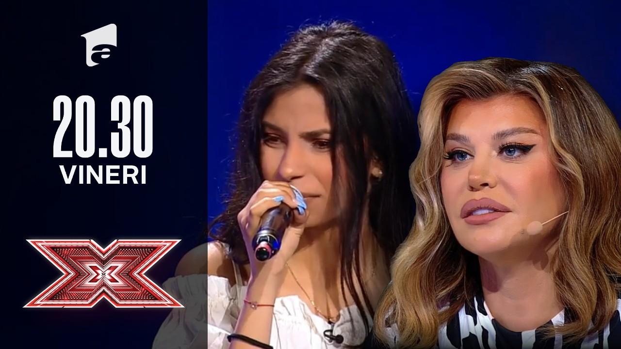 X Factor sezonul 10, 17 septembrie 2021: Rubie Bacî: Oana Sîrbu - Te iubeam