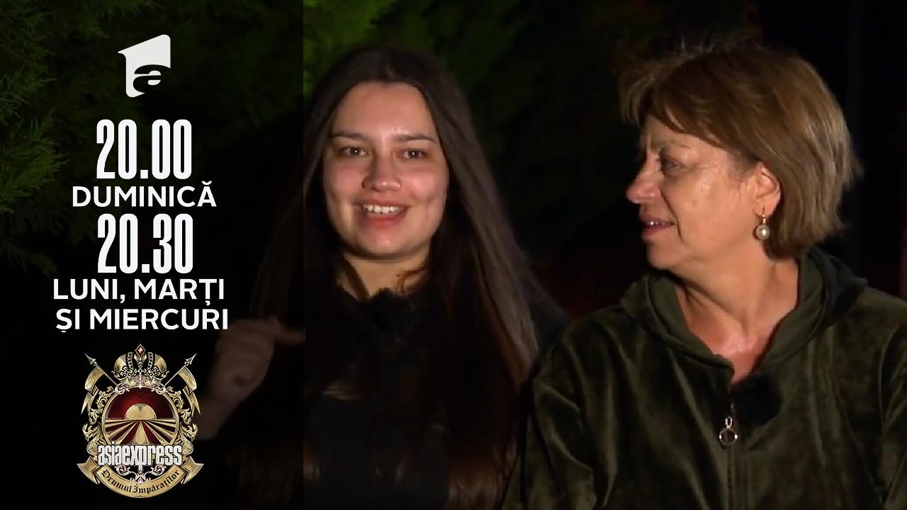 Asia Express sezonul 4, 18 septembrie 2021. Connect-R și Shift, păcăliți de Maria Speranța: Mi-am bătut joc de ei!