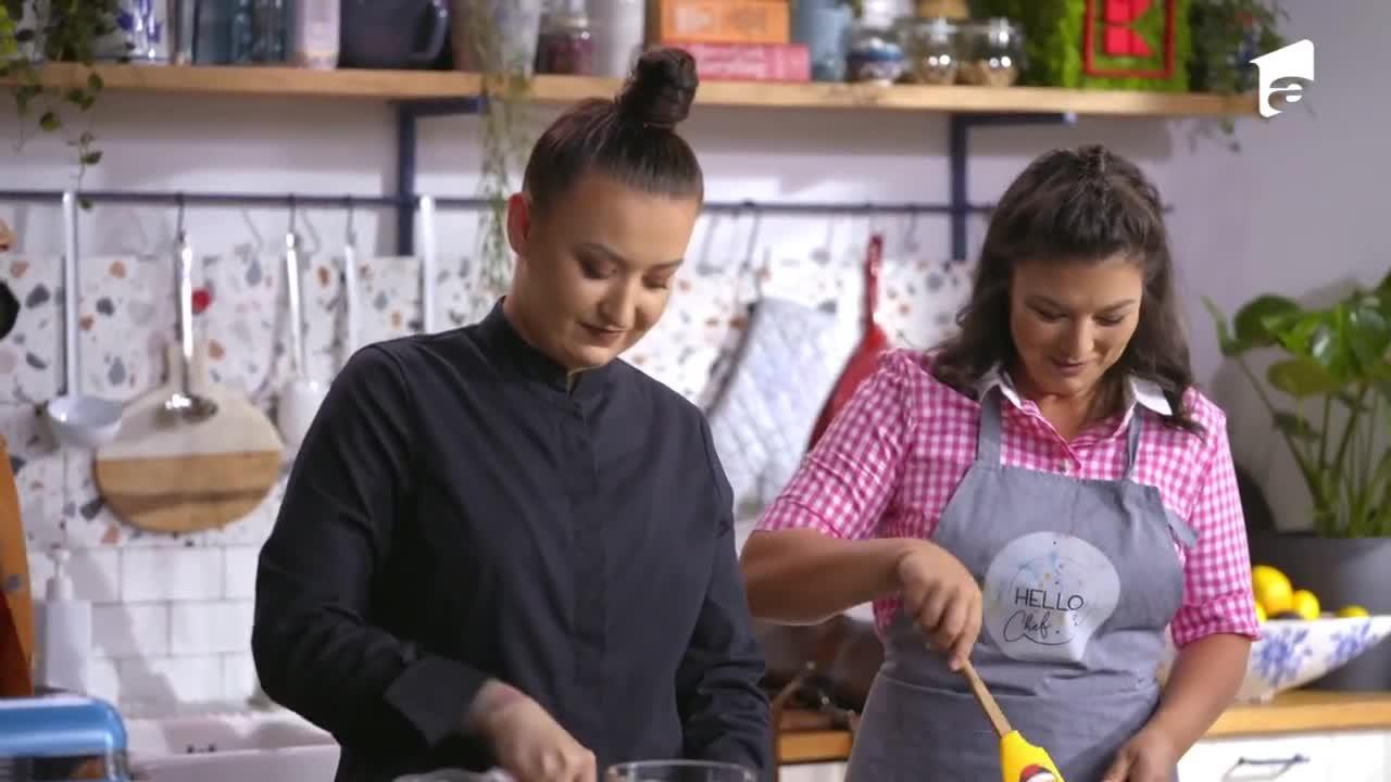 Hello Chef sezonul 2, 19 septembrie 2021. Beneficiile consumului de căpșuni